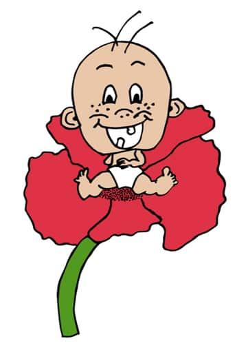 Crèche Les Petites Bouilles - Logo Bébé